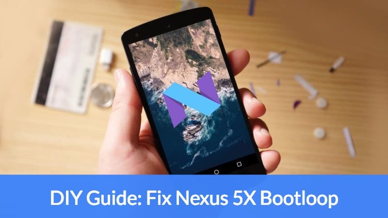 This step by step guide will show you how to fix the bootloop problem of LG Nexus 5X