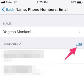 copy paste text from iphone to mac