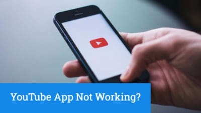 "How to fix ""YouTube app not working on Android"" problem."