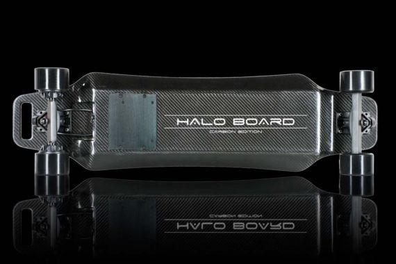 Halo Carbon Fiber Board