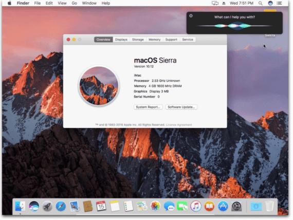 Running macOS on Windows 10