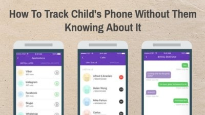 how to track child's phone without them knowing