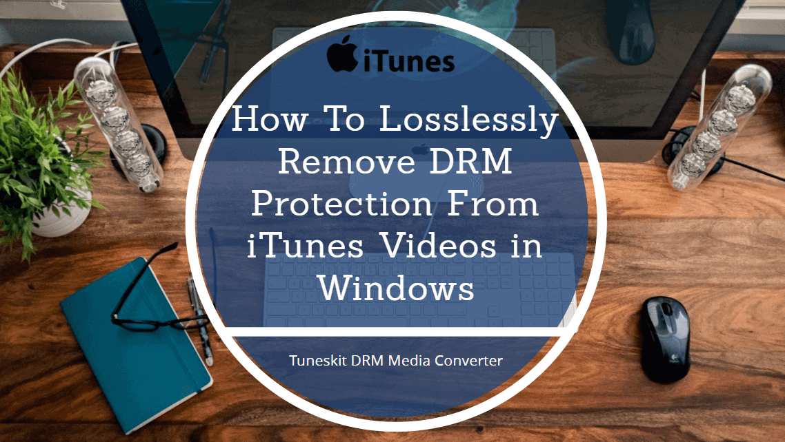 losslessly remove DRM protection