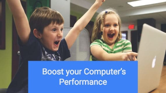 10 ways to boost your computer performance