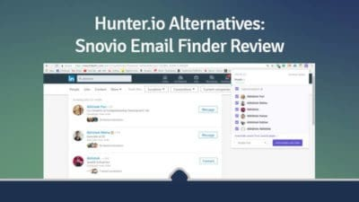 hunter.io alternatives