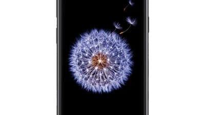 Samsung 9 plus front