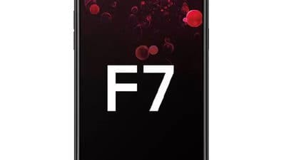 Oppo F7 Front