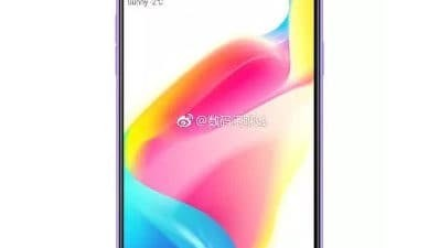 Oppo R15 Pro front