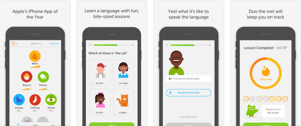 10 Best Educational Apps for iPhone - Duolingo