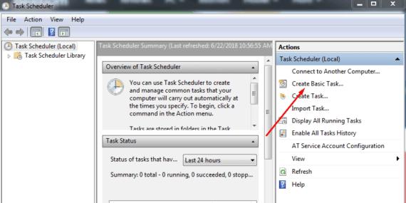 Using Task Scheduler1