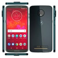 Motorola Moto Z3 Play all sides