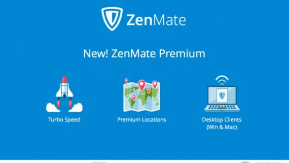 Zenmate VPN Extension for Chrome
