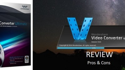 Wondershare Video Converter Ultimate - Review