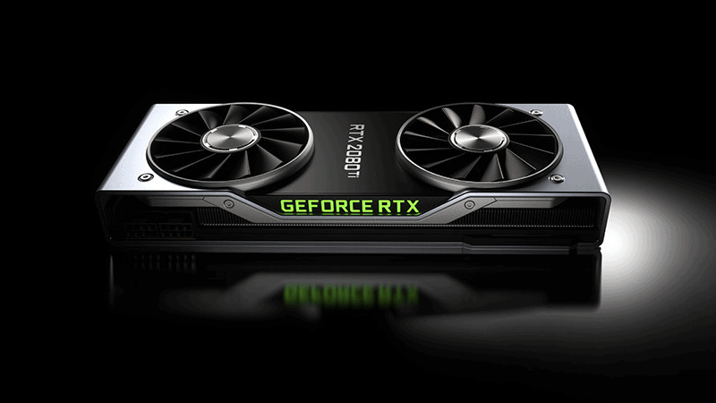 GEFORCE RTX 20 SERIES