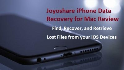 Joyoshare iPhone Data Recovery for Mac Review