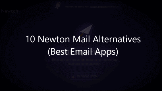 Best alternatives for Newton mail