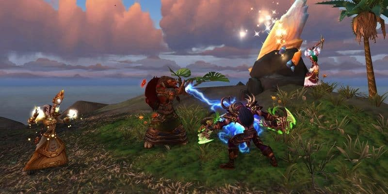 Gameplay of World of Warcraft, the best MMORPG of all times