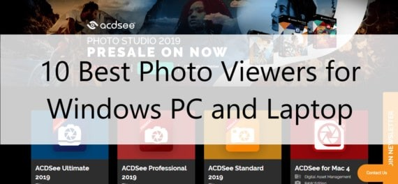 Best Photo Viewer for Windows PC and Laptop