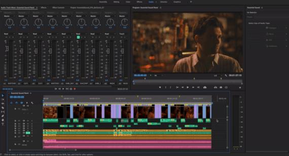 Adobe Audition Audio Editor