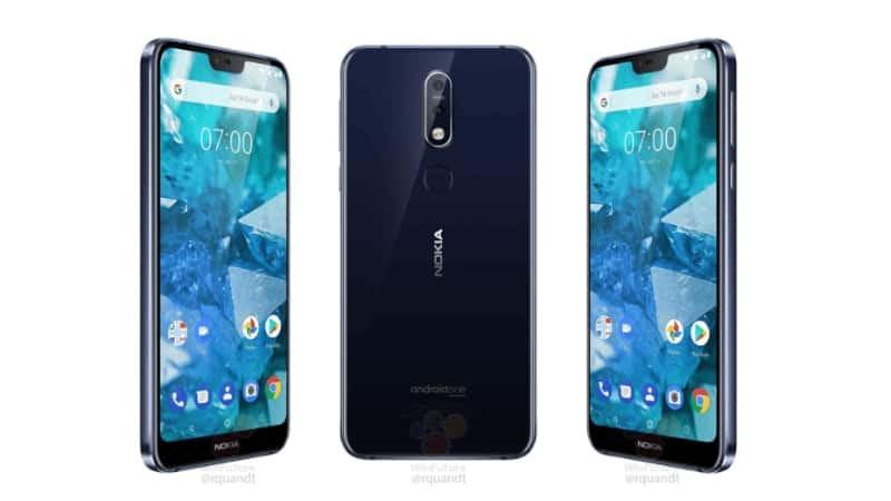 Nokia 7.1 Images