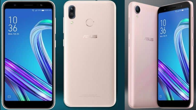 Zenfone Max M1 and Lite L1 Images