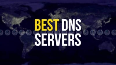list of best DNS servers