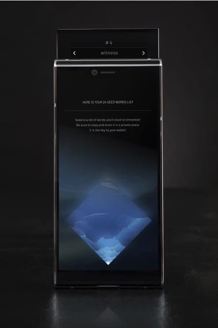 Finney Blockchain Smartphone