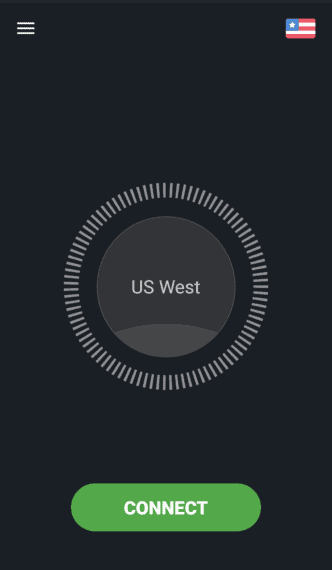 Connect to USA