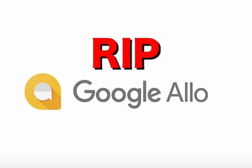 Google is shutting down their messaging app Allo