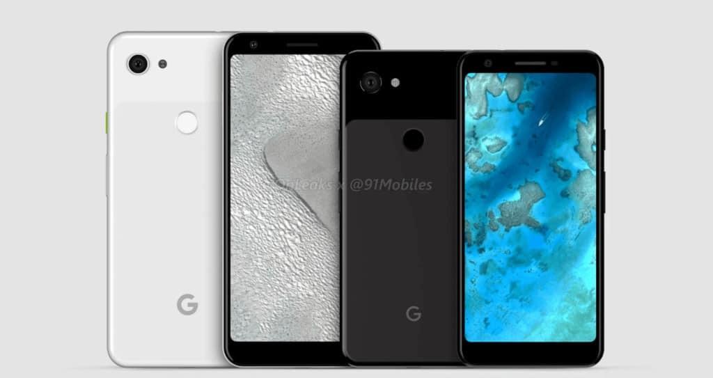 Google Pixel 3 Lite and Pixel 3 Lite XL