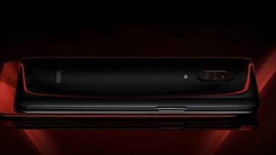 Lenovo Z5 Pro GT Ferrari Edition