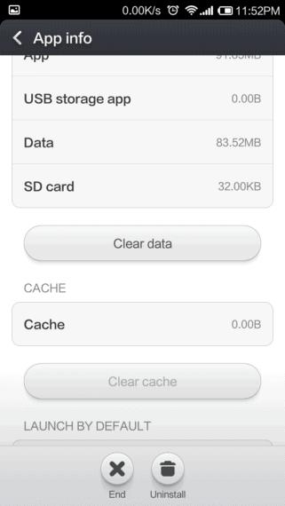 Chrome App Info