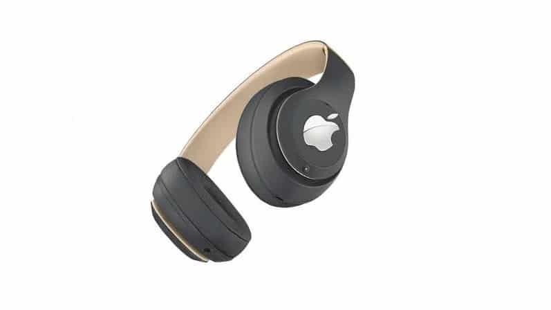 Apple Over-Ear Headphone Concept