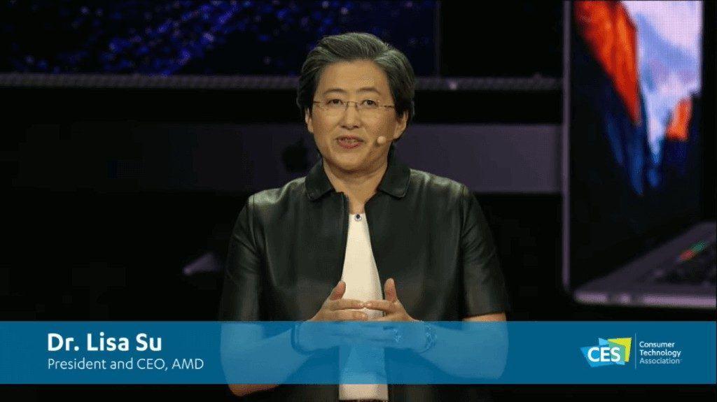 Lisa SU President and CEO, AMD