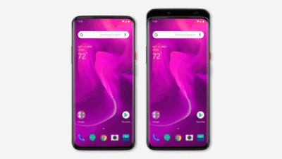 OnePlus 7 Render
