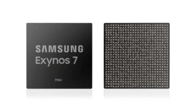 Samsung's Exynos 7904 processor