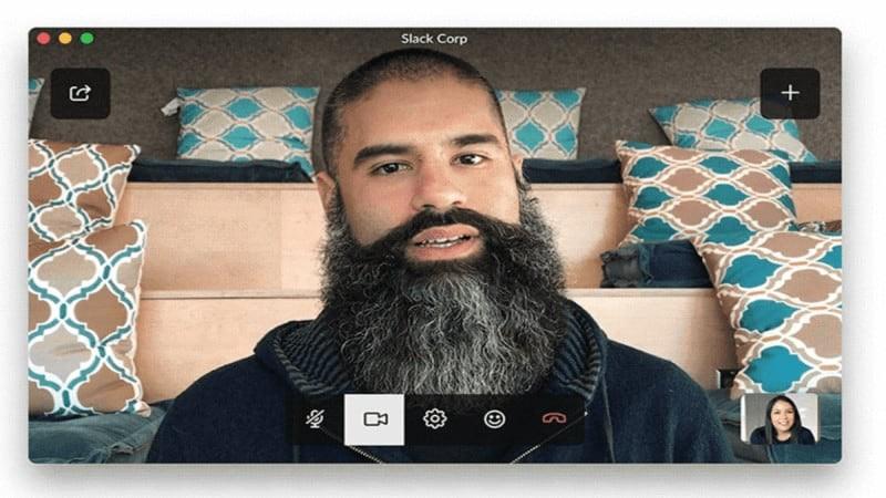 Slack Video Calling