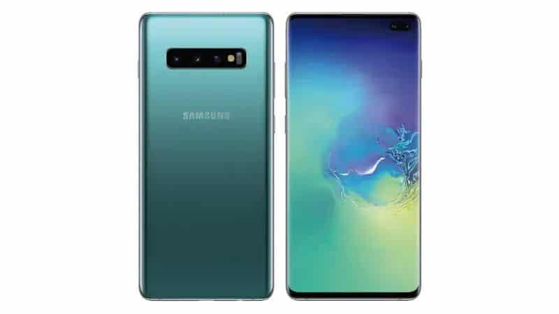 Samsung Galaxy S10+ Ceramic Black