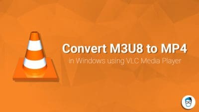 Convert M3U8 to MP4 in Windows