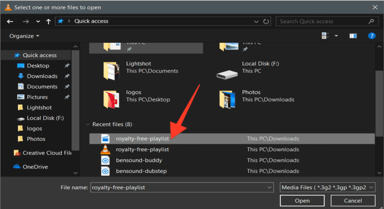 M3U8 File Converted to MP4 File