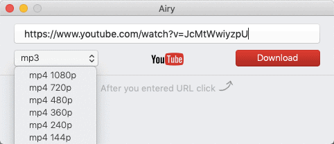 Airy Review - Download Youtube Video