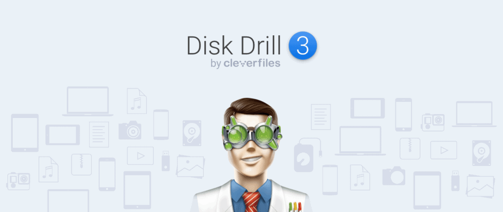 Disk Drill cover art