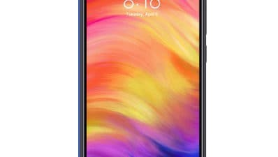 Redmi note 7 pro Front