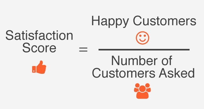 customer satisfaction score kpi