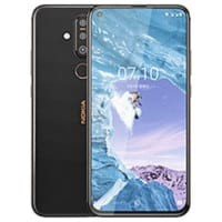 Nokia x71 Front and back