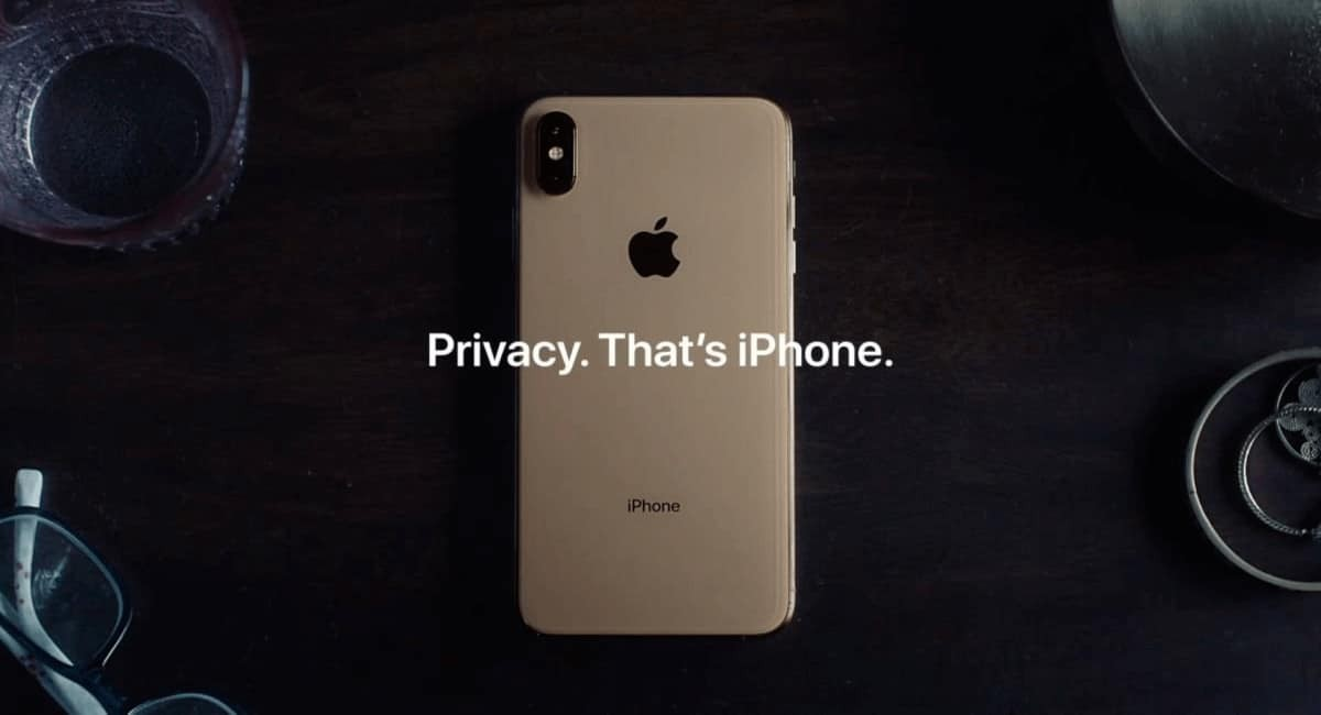 Privacy on Apple iPhones