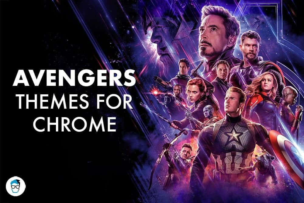 Marvel's Avenger themes for Google Chrome