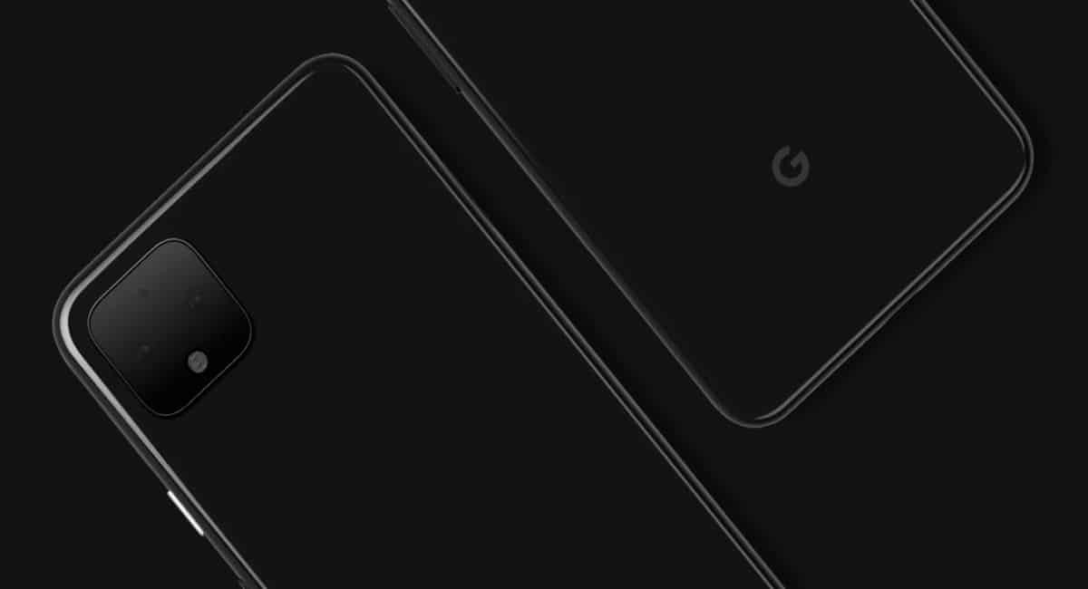 Google Pixel 4 design confirmed