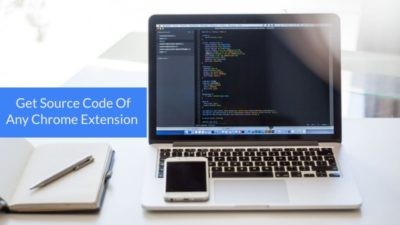 get source code to any Chrome extension