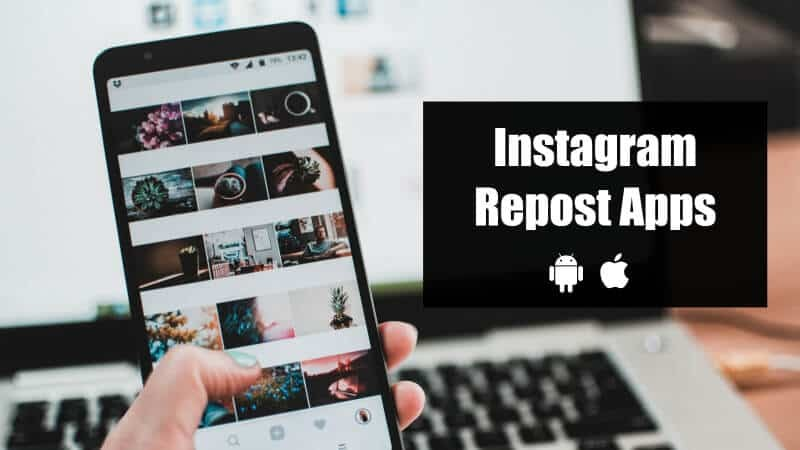 Top Instagram repost applications